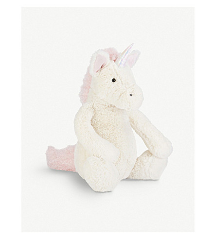 JELLYCAT - Bashful unicorn huge soft toy 51cm  7b1c75e96