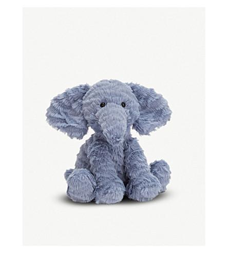 Jellycat Fuddlewuddle Small Elephant Plush Toy 12cm Selfridges Com