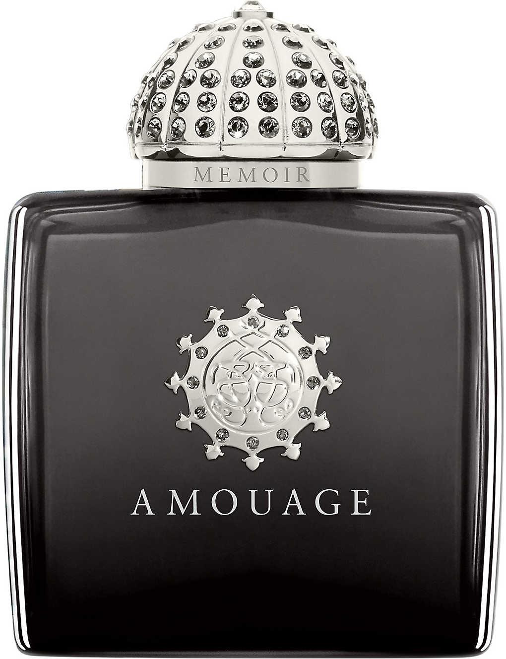 Amouage Memoir Woman Eau De Parfum 100ml Selfridgescom