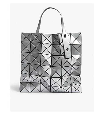 f0119fa54565 ... BAO BAO ISSEY MIYAKE Lucent large tote bag (Silver. PreviousNext
