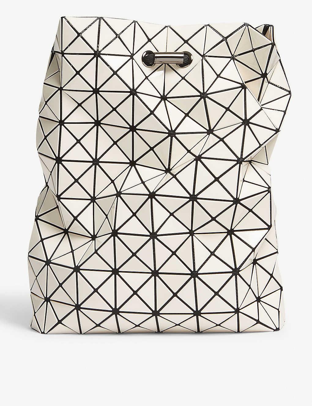 BAO BAO ISSEY MIYAKE - Wring prism backpack  a4345026b7e62