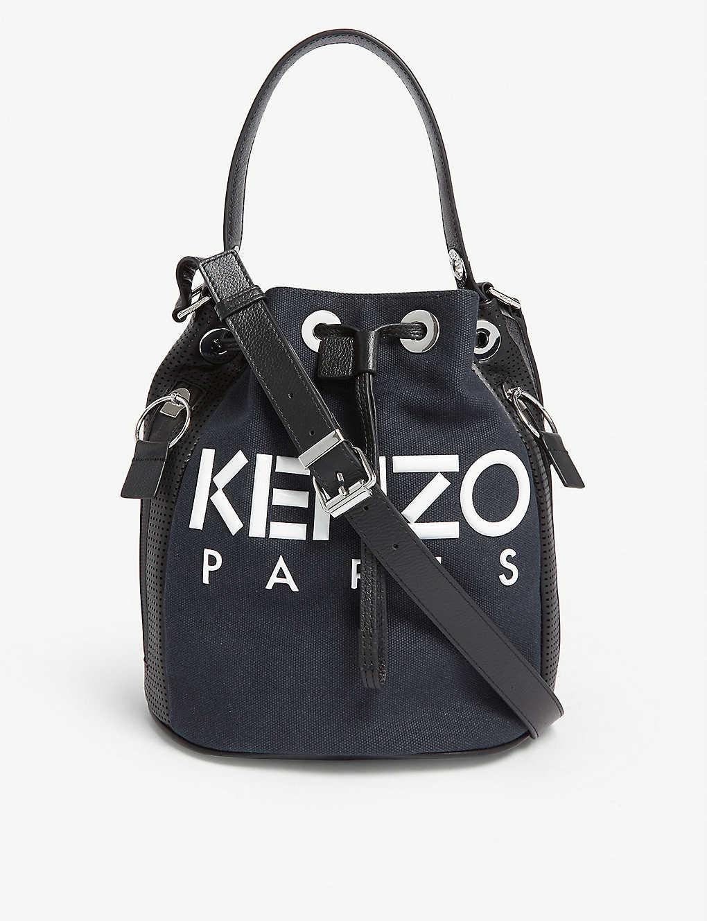 40685f37f7 KENZO - Bucket bag | Selfridges.com