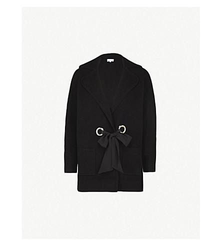 Margaux Bow Detail Cardigan by Claudie Pierlot