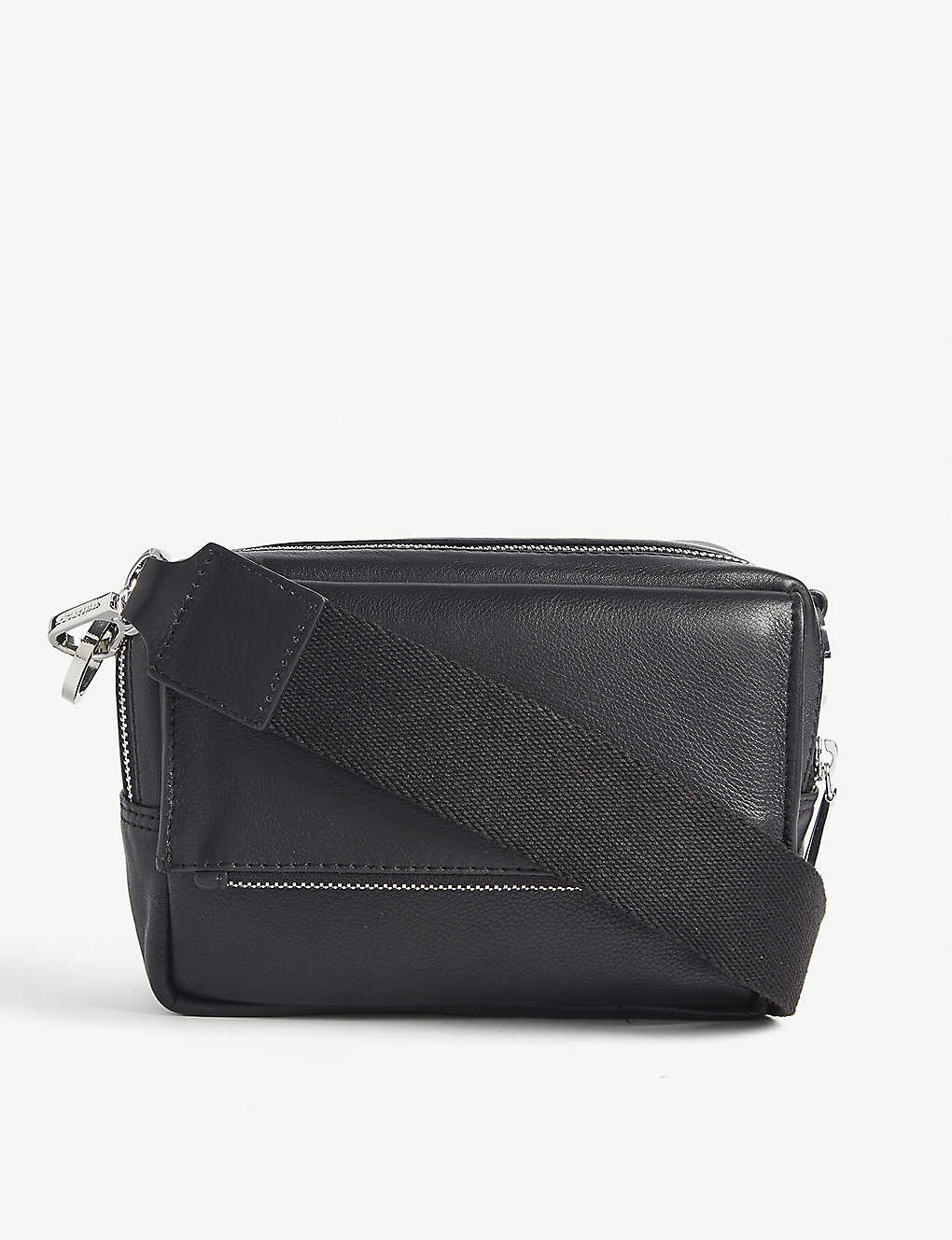WHISTLES - Bibi leather cross-body bag  796e4e31cbeae