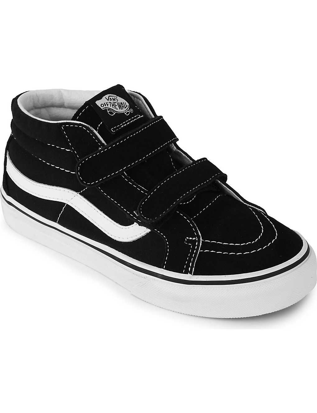 354e7192af205d VANS - Sk8-Mid Reissue V suede trainers 7-9 years