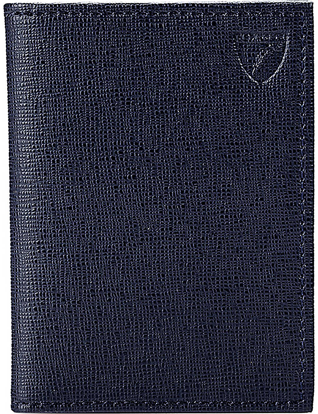 ASPINAL OF LONDON - Double-fold leather credit card case ... 3cc0d5e101cd