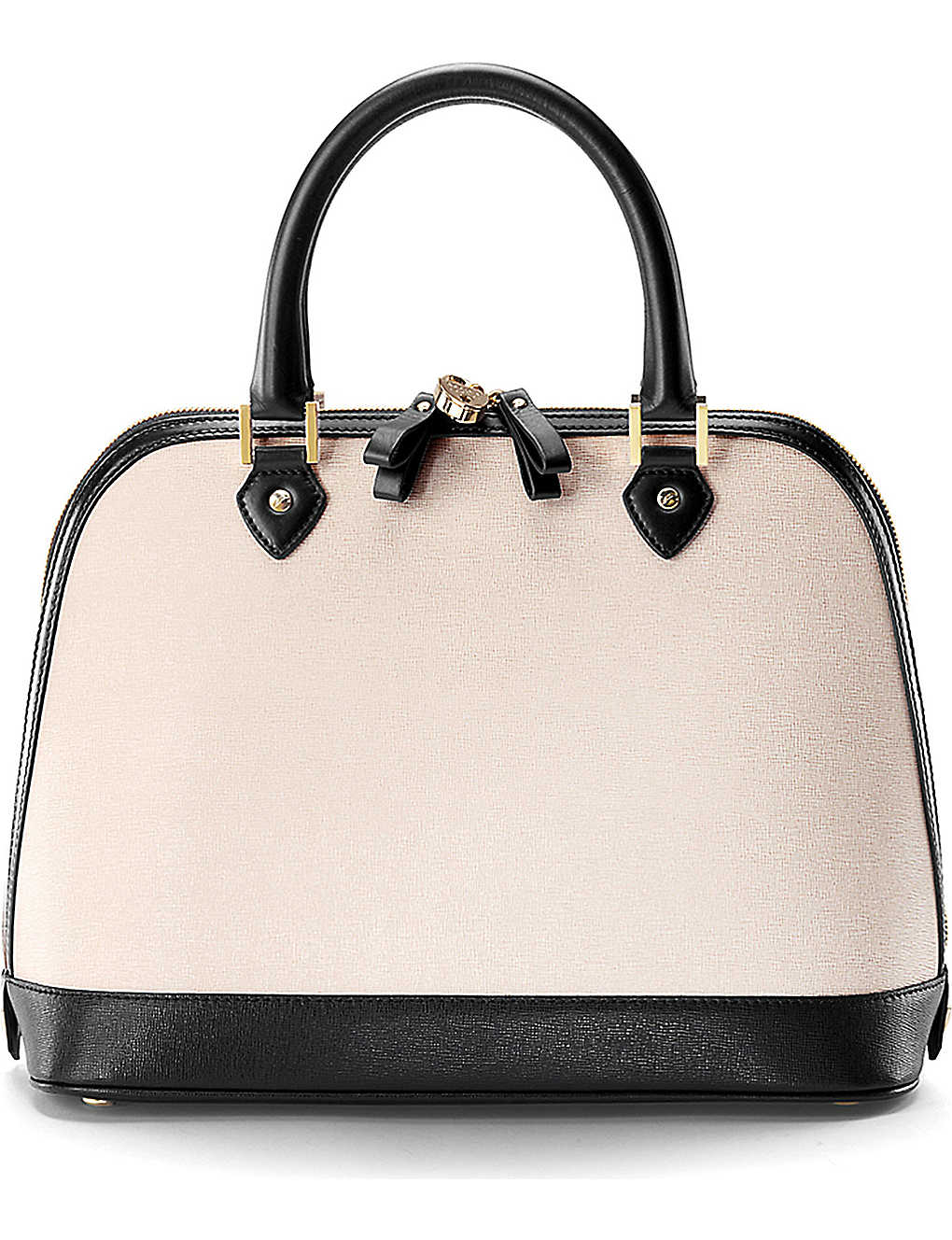8738bfe683 ASPINAL OF LONDON - Hepburn saffiano leather tote bag