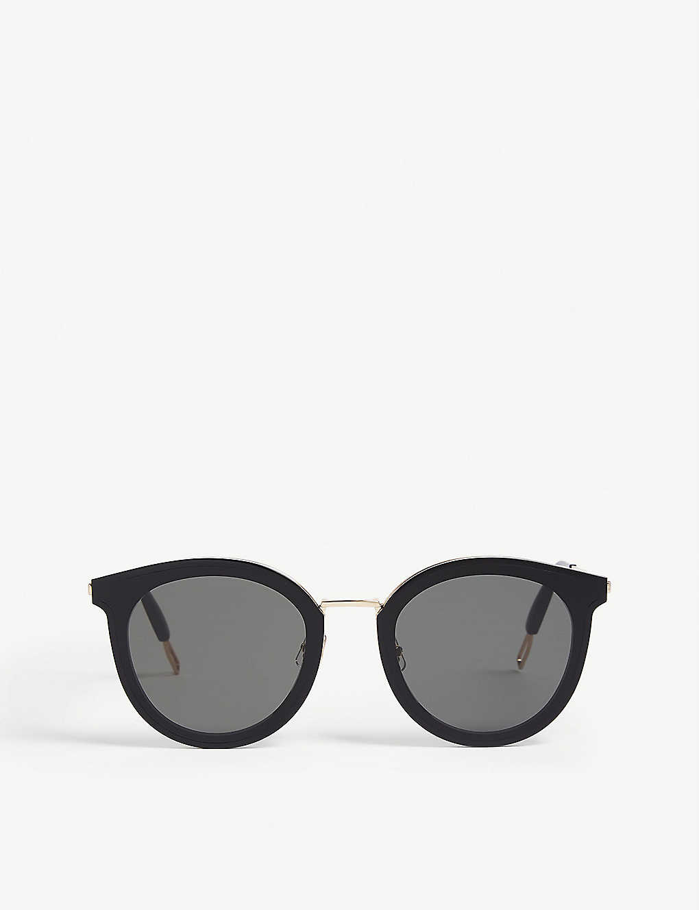 f893df3c29 GENTLE MONSTER - Merlynn WC1 tinted round-frame sunglasses ...