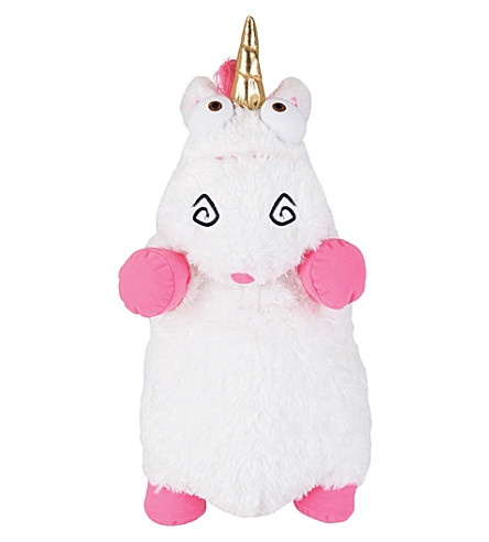 Despicable Me Despicable Me 3 Jumbo Unicorn Toy Selfridges Com