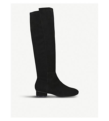 c72eee3ddee ... STUART WEITZMAN Eloise 30 suede knee-high boots (Black. PreviousNext