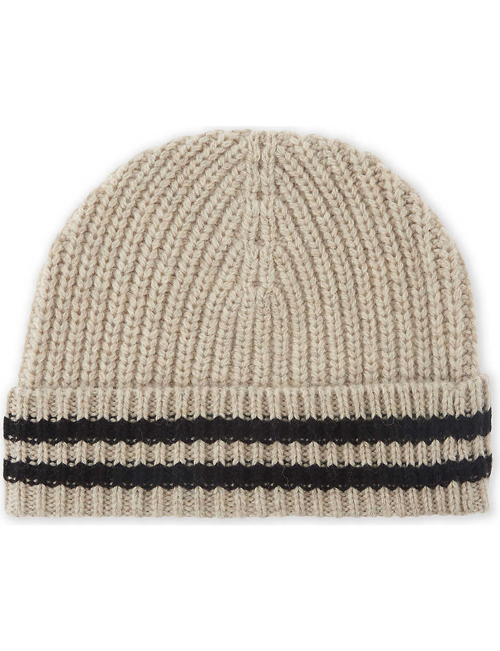 ZADIG VOLTAIRE - Malo ribbed wool beanie hat  a45040a4eaa
