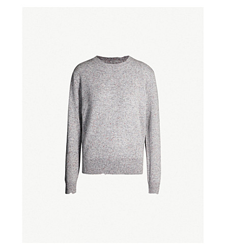 Crewneck Cashmere Sweater by Zadig & Voltaire