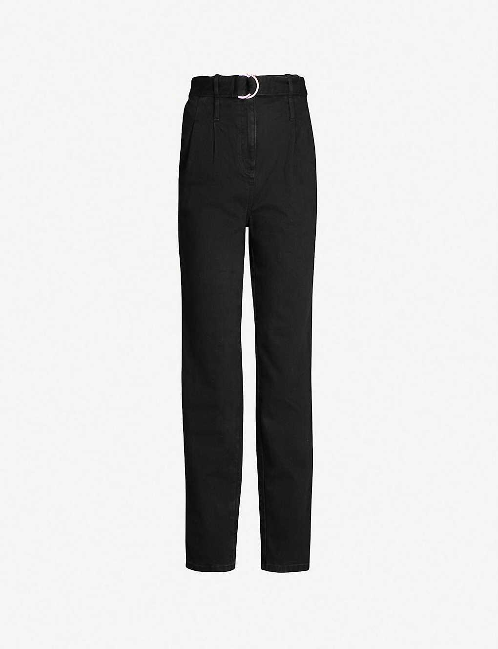c26f83582a8 MAJE - Parisso skinny high-rise jeans