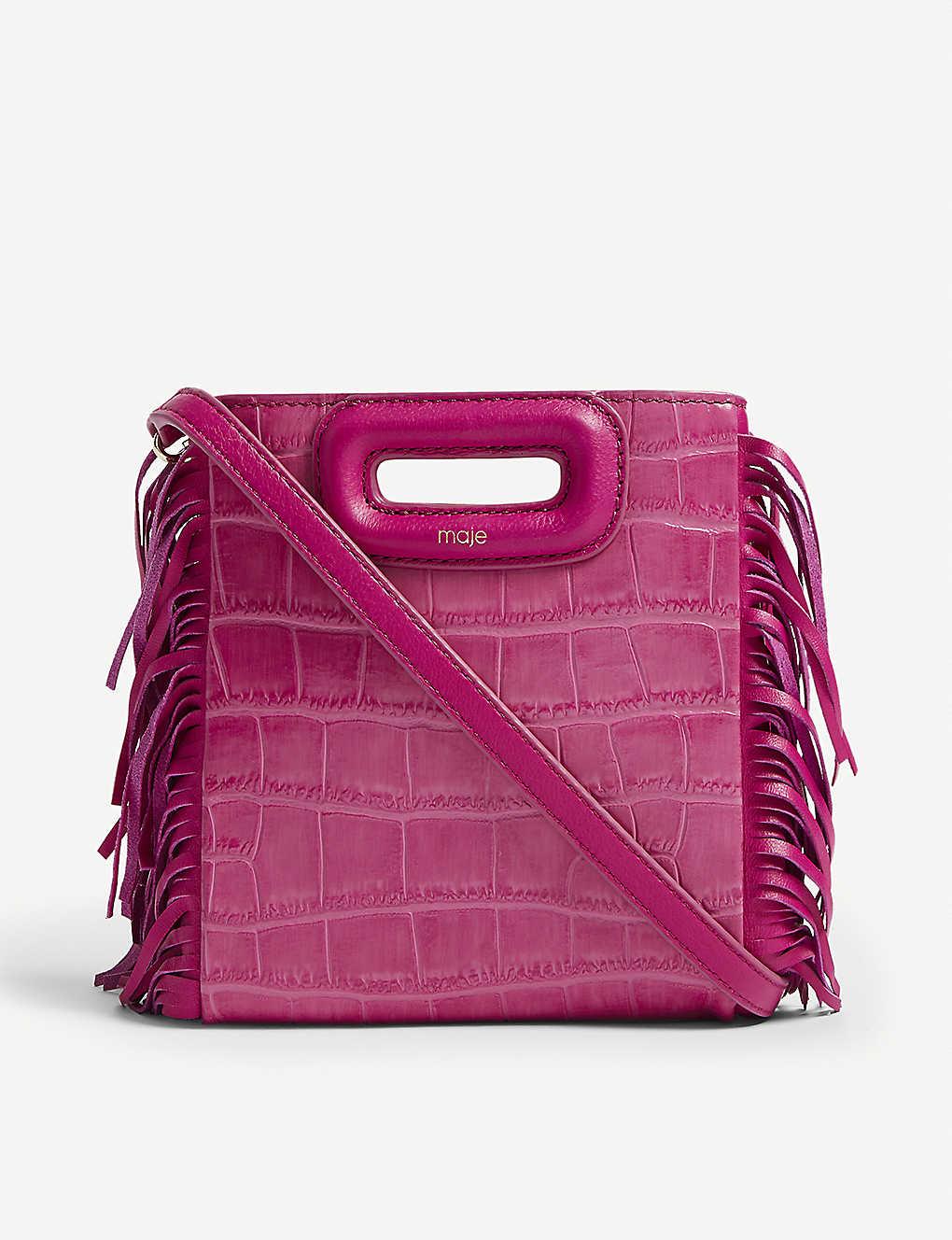 41a26c789da9 MAJE - Mini M shoulder bag