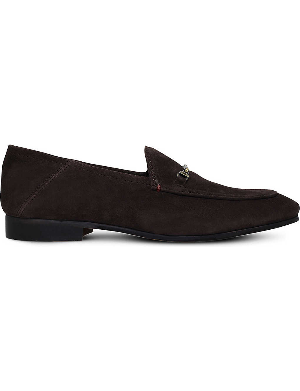 457aad8e8a6 KG KURT GEIGER - Max suede loafers