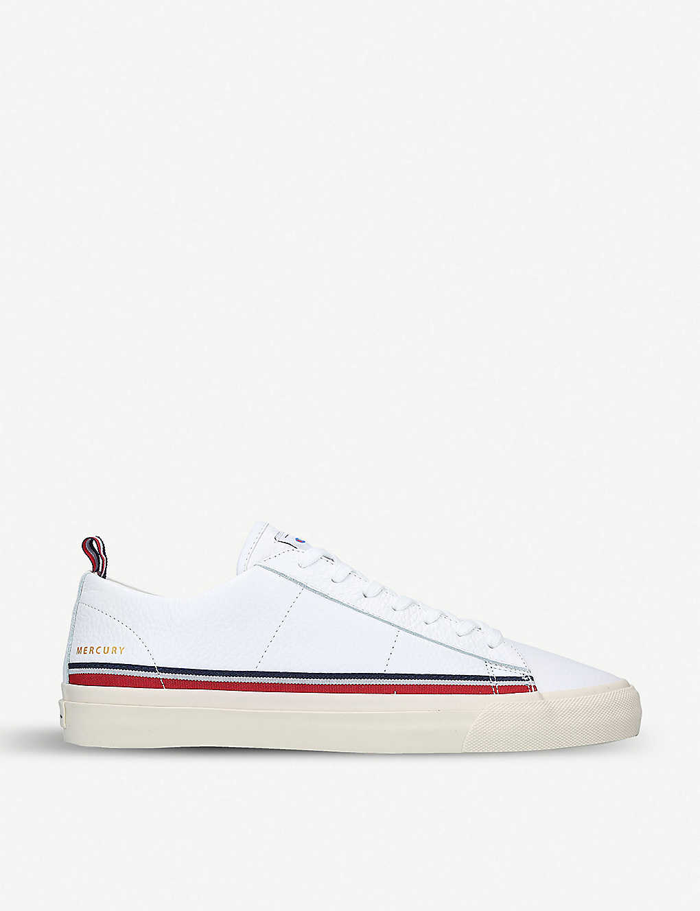 a8346558c114d CHAMPION - Mercury low-top leather trainers
