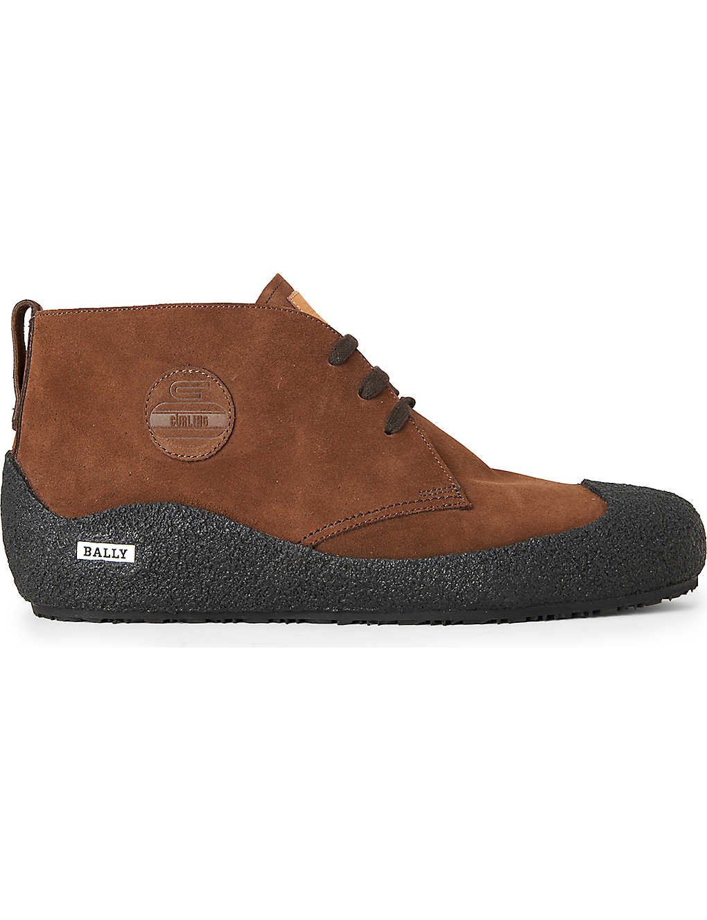 BALLY - Snowly Chukka boots  90693684a1ce3