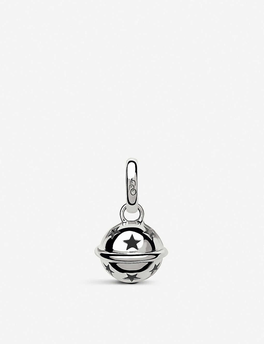 8c560a00760b LINKS OF LONDON - Sleigh bell sterling silver charm