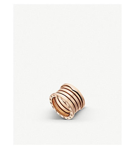 Bvlgari B.Zero1 20th Anniversary Ring