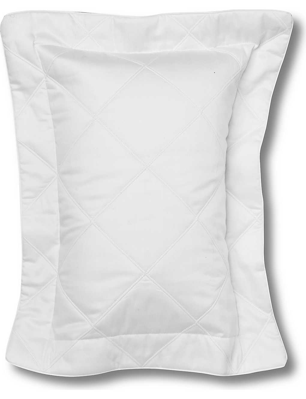 YVES DELORME - Triomphe quilted pillow case  c999e9b7f