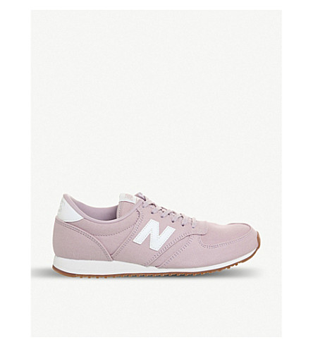 ... NEW BALANCE U420 suede trainers (Faded rose. PreviousNext 1ea661118bf9