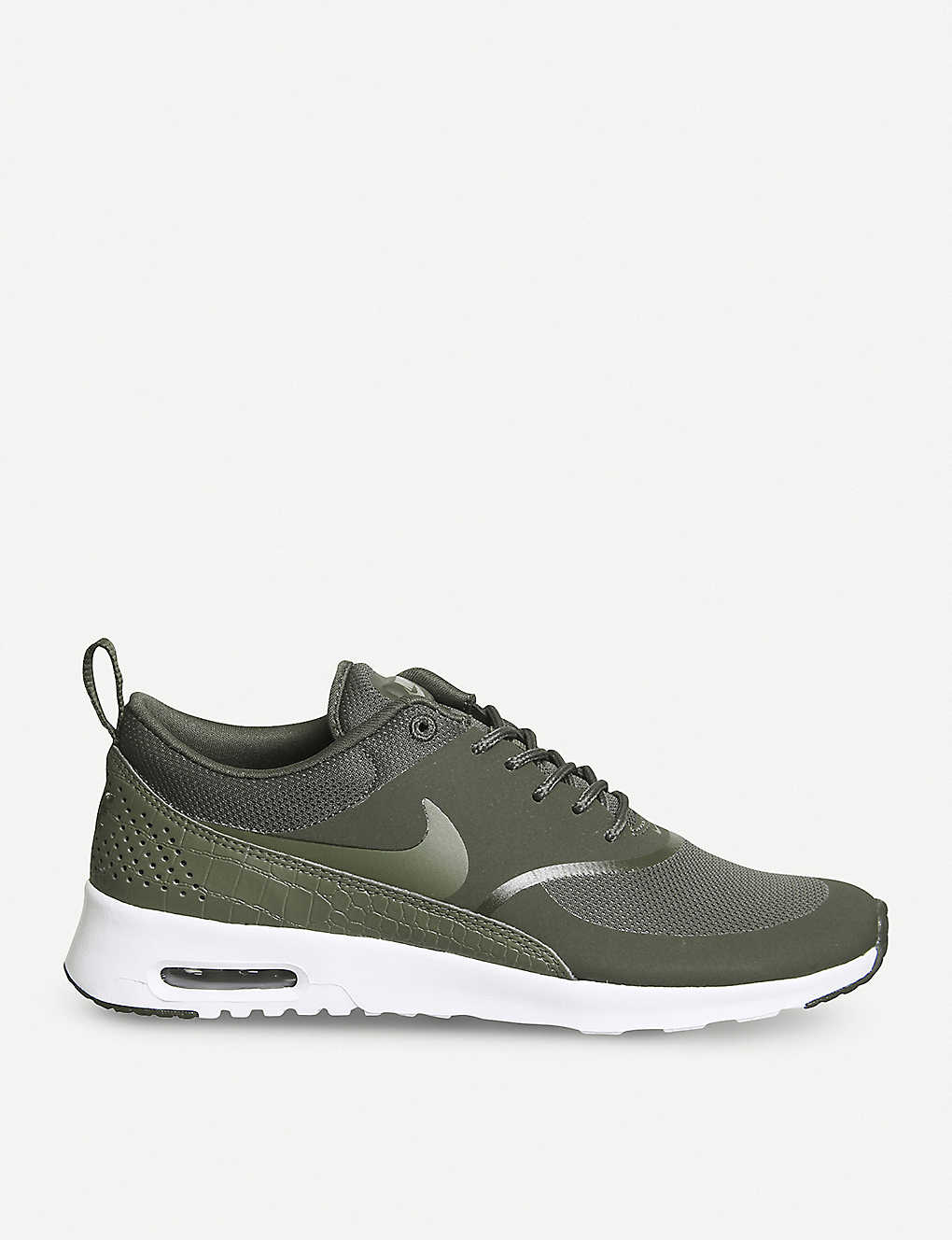 31453e4586533e NIKE - Air Max Thea low-top mesh trainers