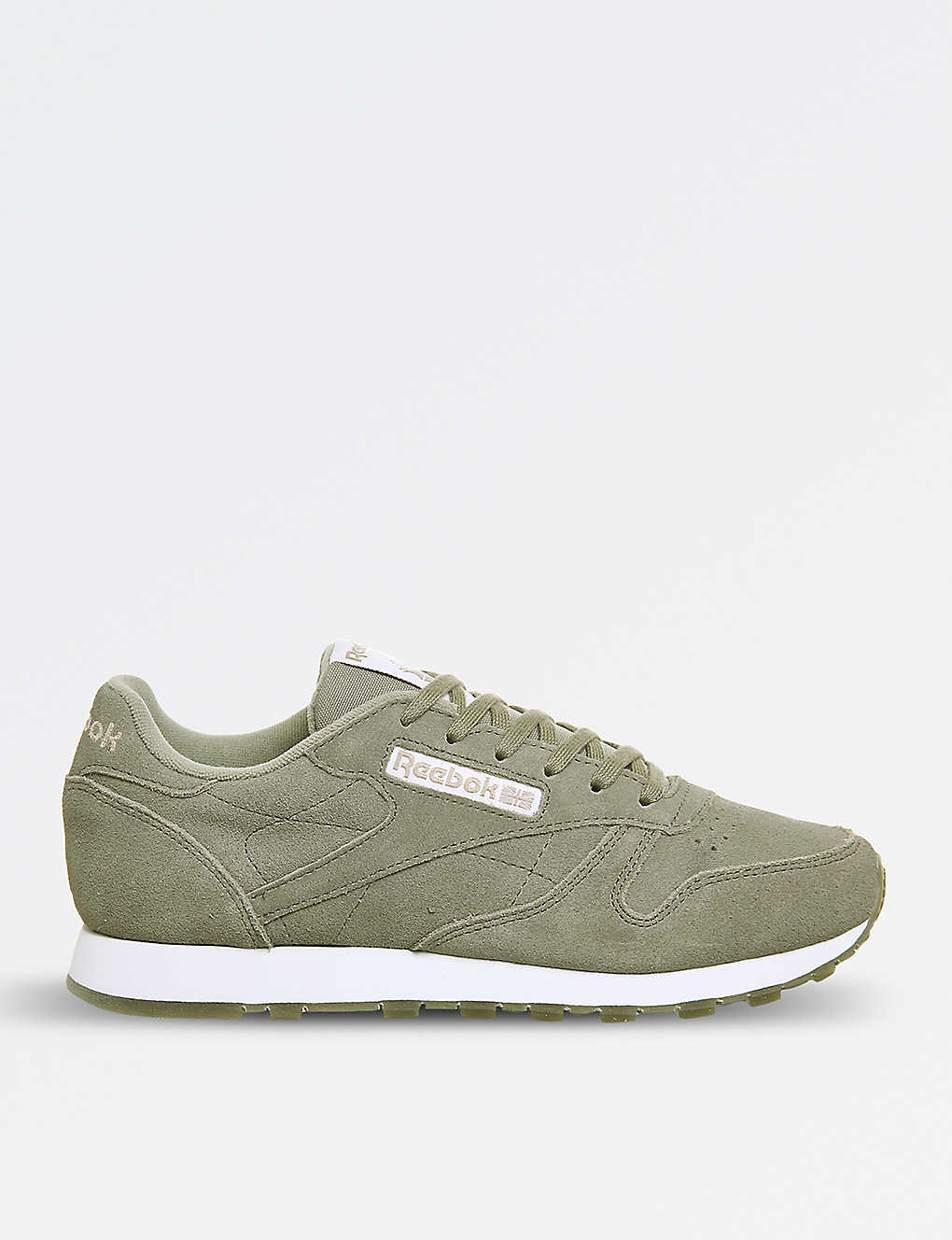 REEBOK - Classic suede trainers  83dd167ed