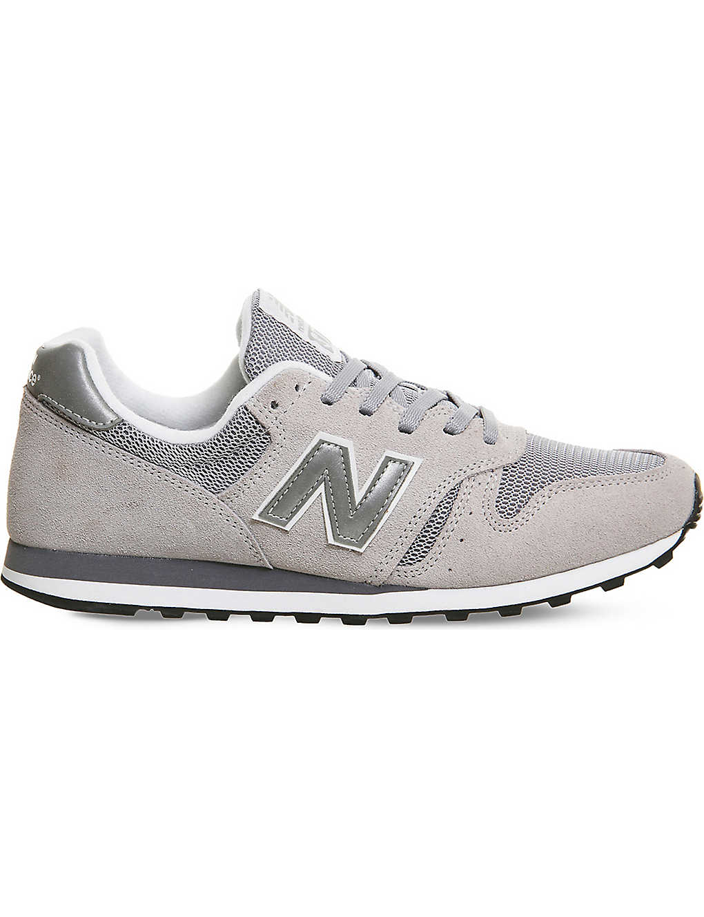 nouveau style ff081 435ae NEW BALANCE - M373 suede and mesh trainers | Selfridges.com