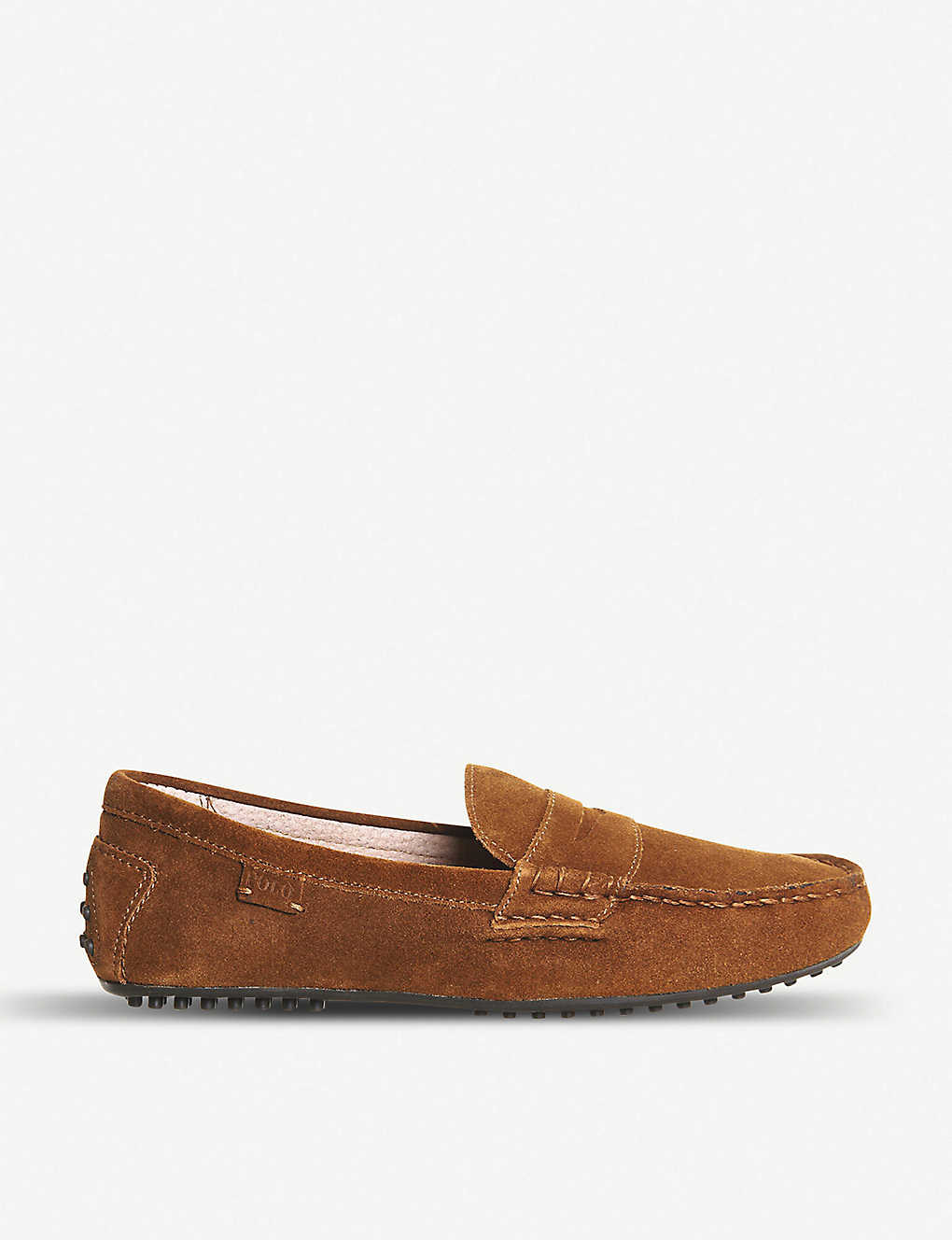 d743f3c7841 POLO RALPH LAUREN - Wes suede loafers