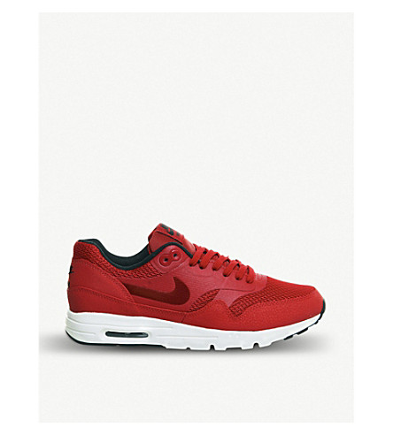 5fb9540cf6e4 ... NIKE Air Max One mesh trainers (Red+black+ultra. PreviousNext