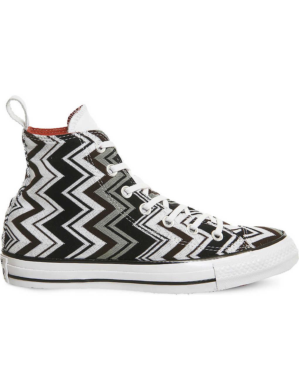 best cheap 7bc1d 52cb2 Converse Hi Missoni X All Sneakers Star rTwqrxvnE