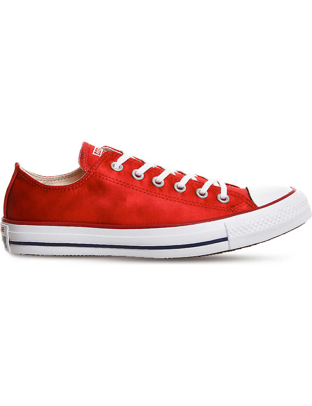 82a97a13282b CONVERSE - All-Star low-top canvas trainers