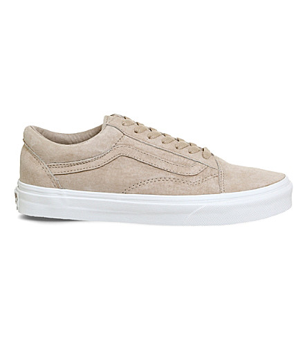 1b1b290e250 ... VANS Old Skool suede trainers (Humus+suede+white. PreviousNext