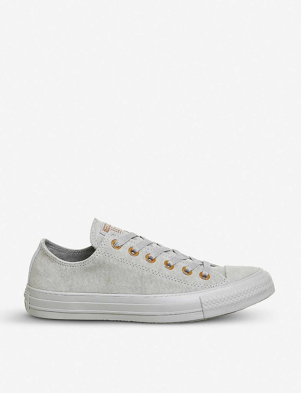 393e59749e22 CONVERSE - Allstar low-top leather trainers