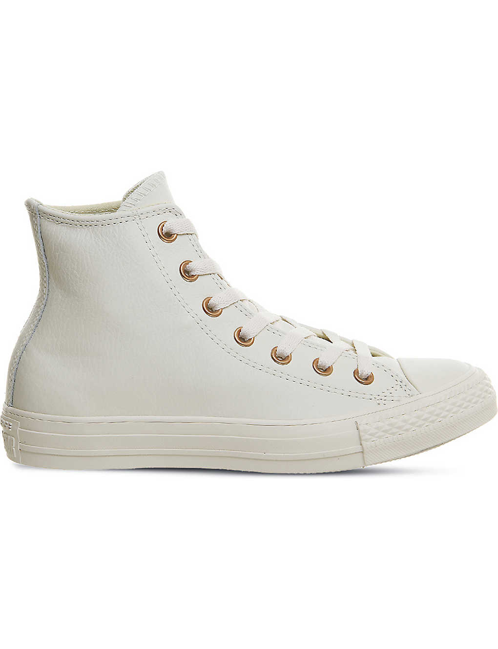 b5586b3fc3c6 CONVERSE - All Star high-top leather sneakers