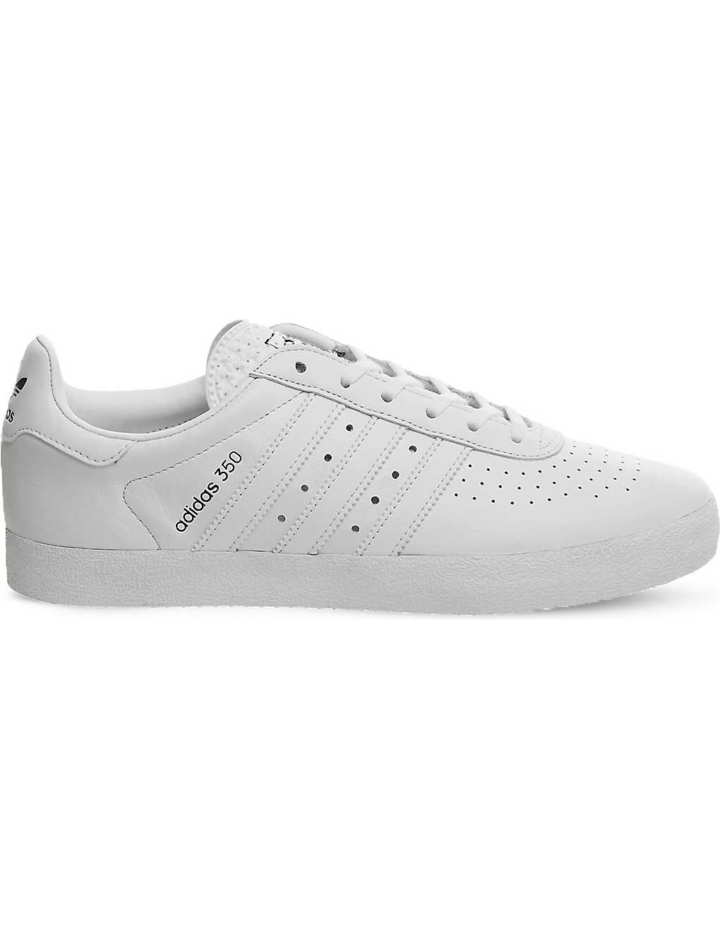 3ddc722b04f0d6 ADIDAS - 350 leather trainers