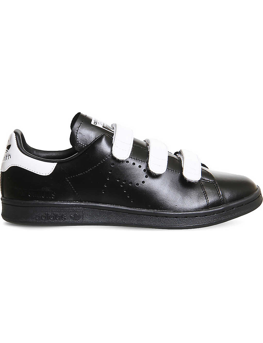 18357293e0a ADIDAS X RAF SIMONS - Raf x Stan Smith CF leather trainers ...