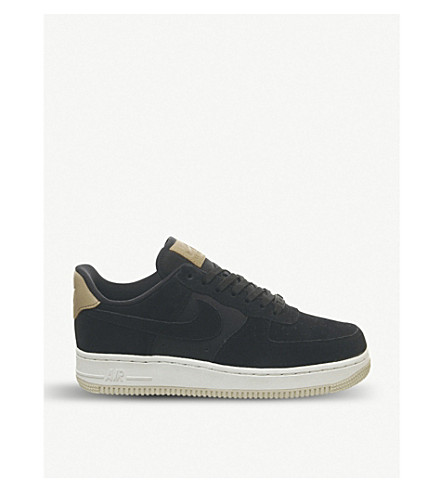 buy online 79870 42520 ... NIKE Air force 1 07 suede trainers (Black+summit+white. PreviousNext