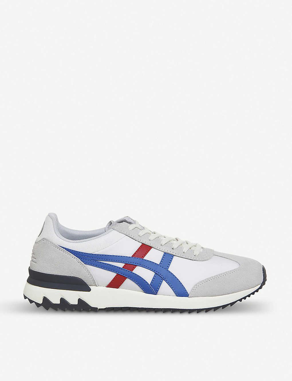 3cfbc9e98a5 ASICS - California 78 Ex suede and nylon sneakers