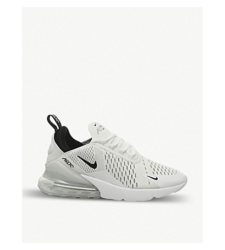 ... NIKE Air Max 270 trainers (White+black+white. PreviousNext 80b2d74204f0