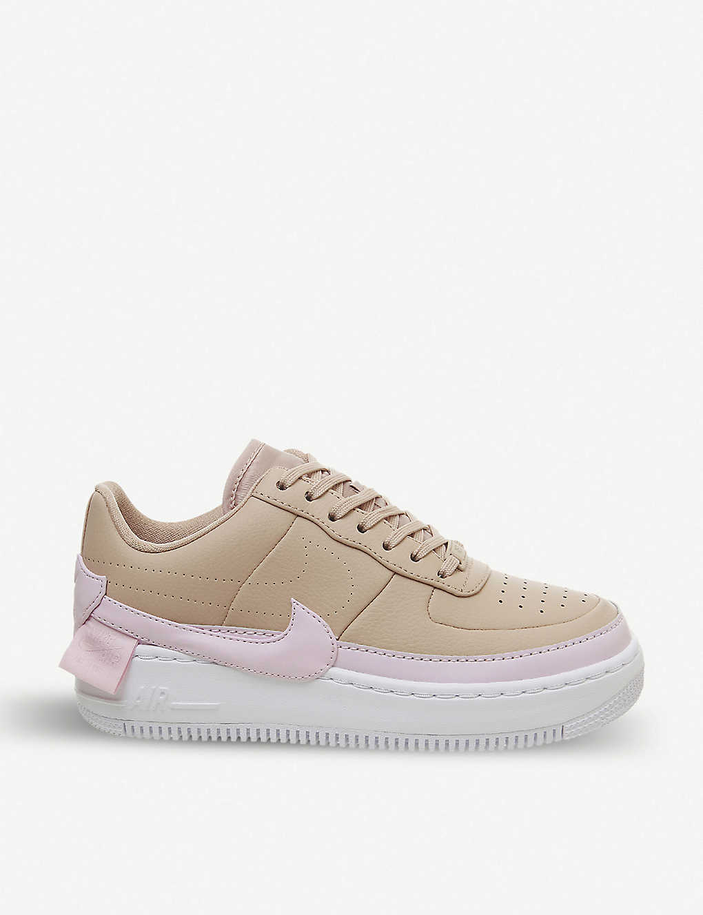 4daacb6ded0b NIKE - Air Force 1 Jester XX leather trainers