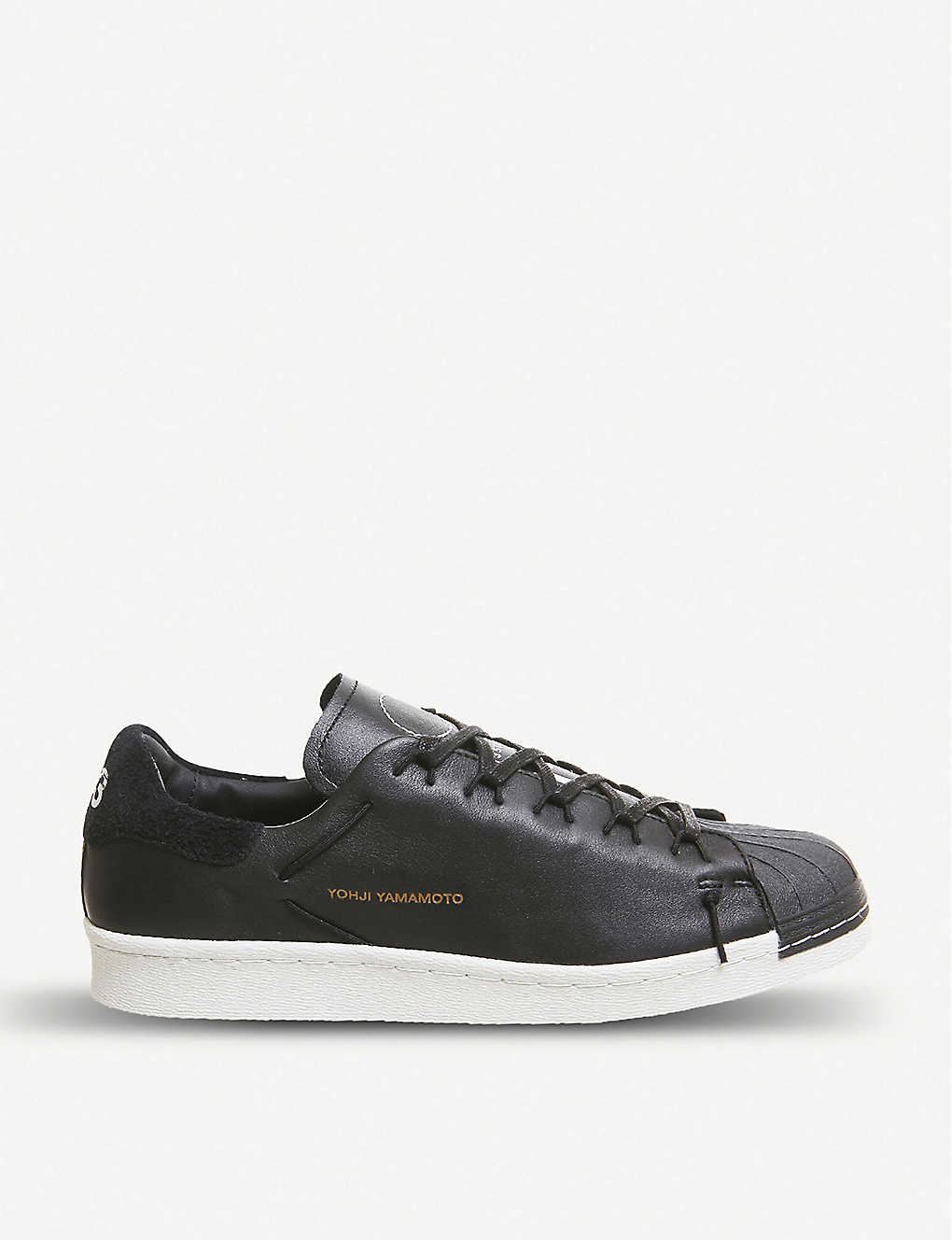 83a1f99d3e30 ADIDAS Y3 - Y-3 Super Knot leather sneakers