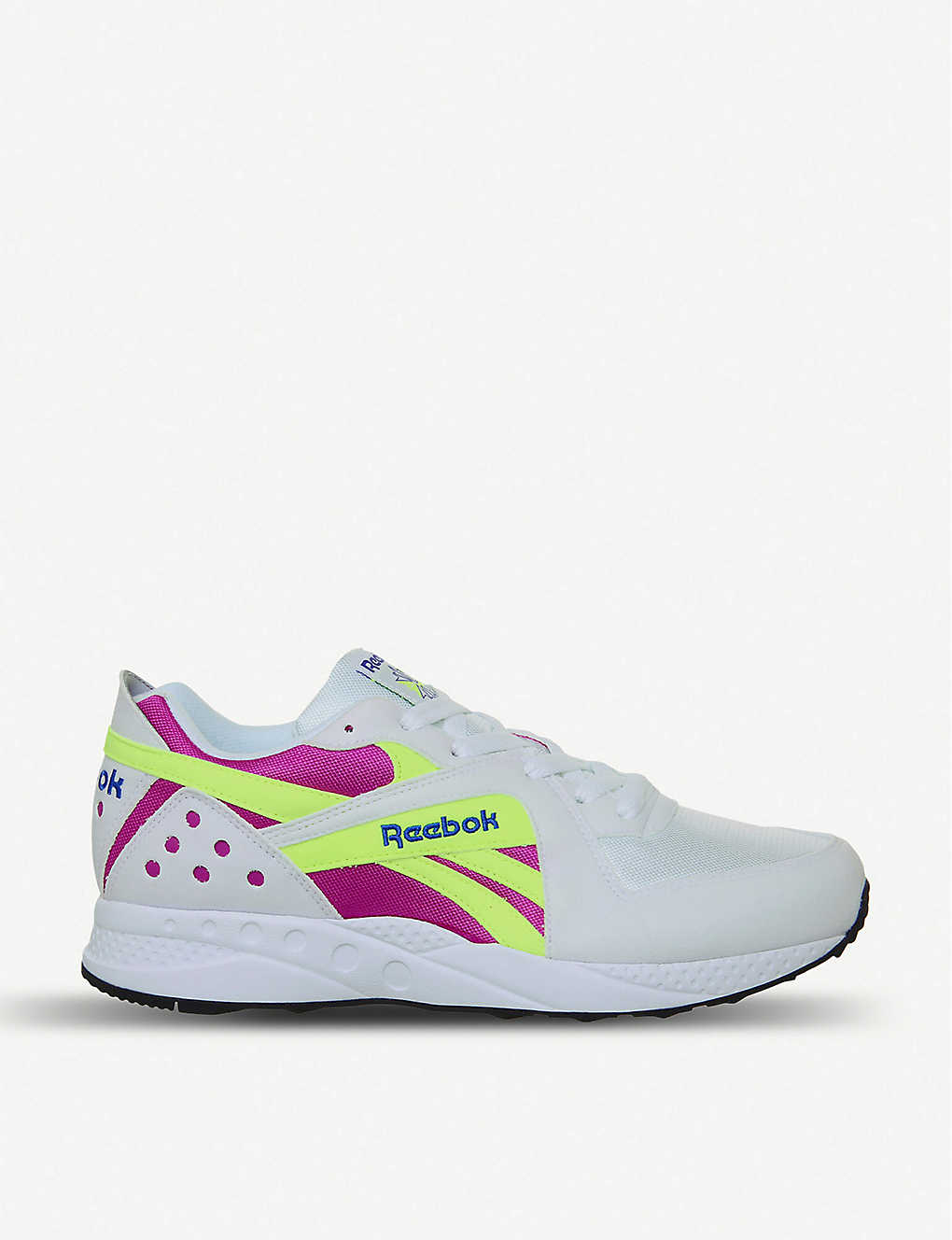 47038004f07 REEBOK - Pyro mesh and textile trainers