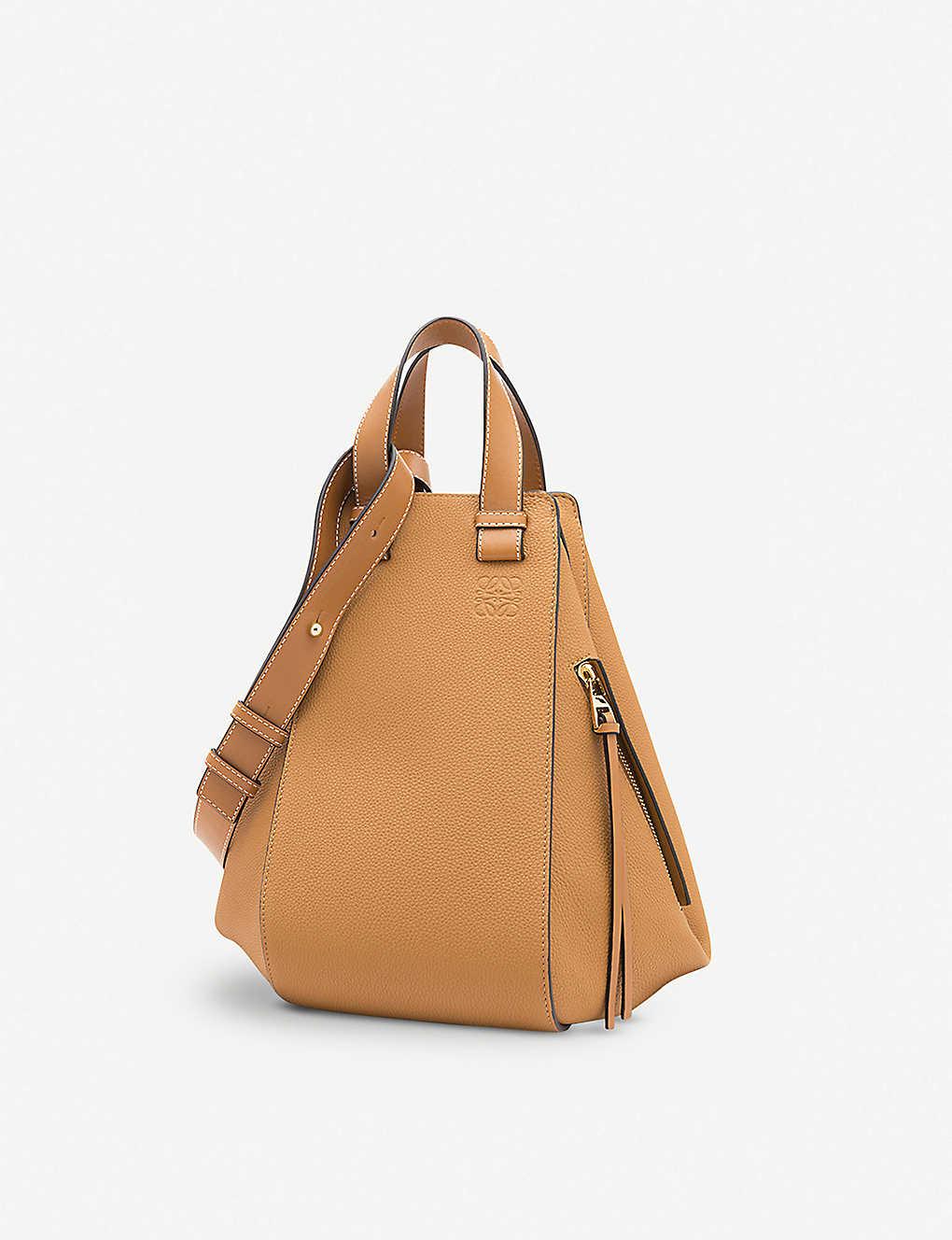93b979dfe66e LOEWE - Hammock medium leather handbag