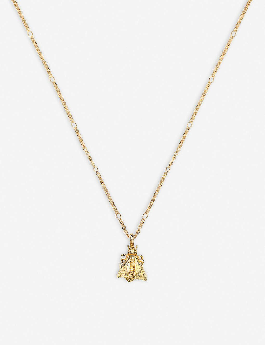a6d7f8ca8f6 GUCCI - YBB41525100100U Le marché des merveille 18ct gold necklace ...