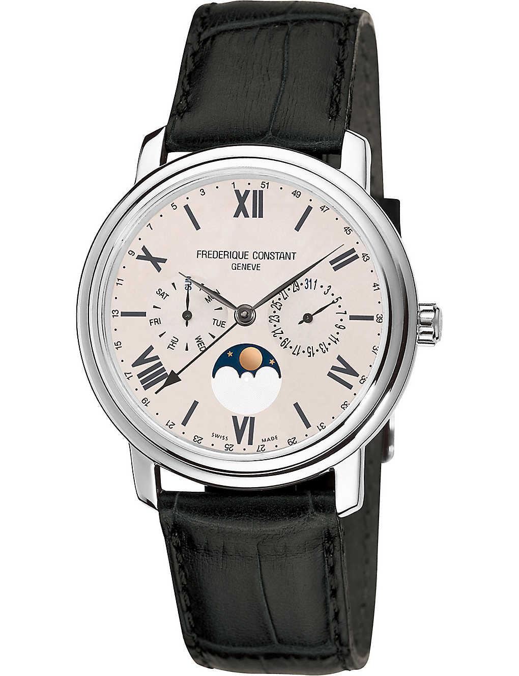c50623f2d82 FREDERIQUE CONSTANT - FC270SW4P6 Classics Business Timer stainless ...