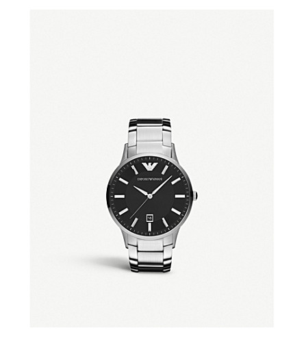 437a9856a817 ... EMPORIO ARMANI AR2457 stainless steel watch. PreviousNext