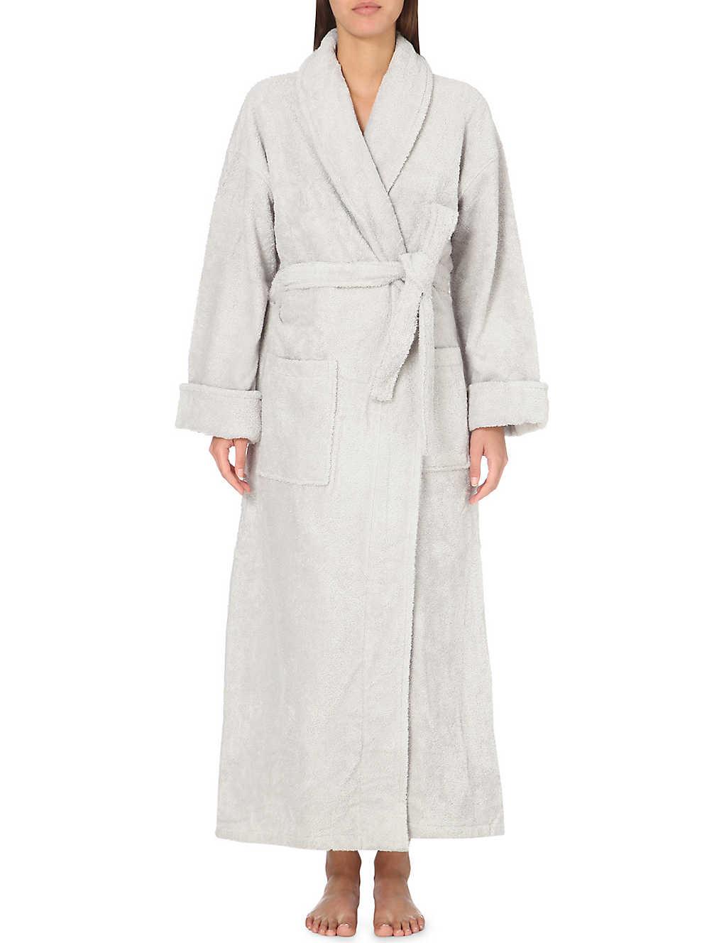 6372484d64 THE WHITE COMPANY - Classic cotton robe