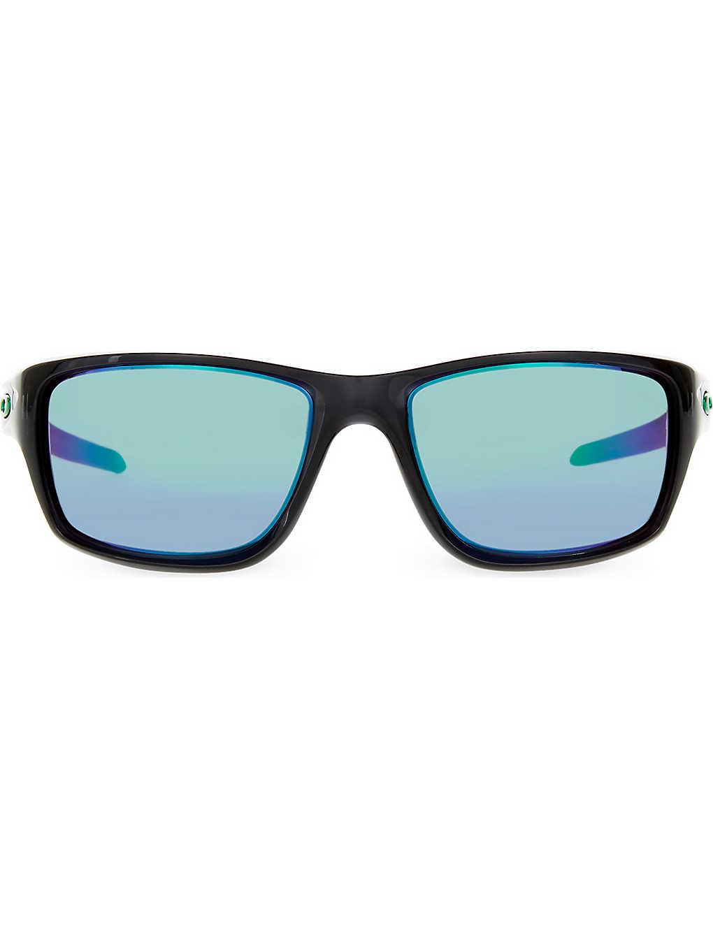3bb87f2ba07 OAKLEY - OO9225 canteen rectangle sunglasses