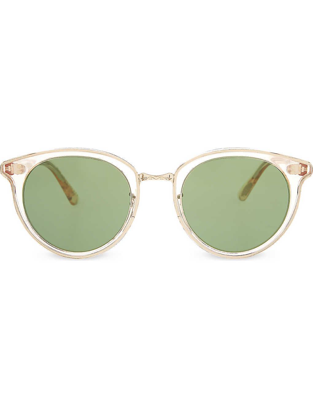 27f8434eefd OLIVER PEOPLES - Spelman OV5323S round-frame sunglasses